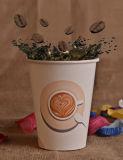 Taza de papel del café disponible con de un sólo recinto