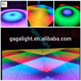 Digital RGB Color LED Dance Floor / Night Club Dance Floor