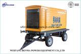 Générateur diesel pour l'Agriculture de remorque