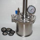 Recyclage d'eau en acier inoxydable isolant chemisé pour réservoir de stockage de solvant