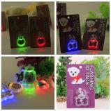 Clignotant de chien illuminé LED Pet Collar Safety Light Tag