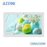 Grosser kapazitiver Touch Screen LCD der Größen-TFT LCD, der Spieler bekanntmacht