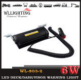 TIR 6W LED Shieldwind Strobe Warning Light