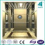 مسافر مصعد مع ثابتة آلة غرفة