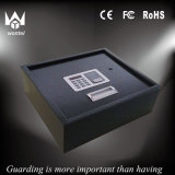 숨겨지은 안전한 은닉물 상자, 대중적인 보석 소형 Safebox 의 상단 열려있는 금속 안전