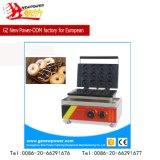 De nieuwe Machine Dount van /Commecial van de Maker van de Wafel van de Doughnut van de Opbrengst Mini met Ce Cetification