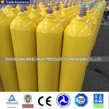 Tped EN-ISO9809-1 50L de 230 bar de l'azote de l'oxygène de l'Argon cylindre en acier
