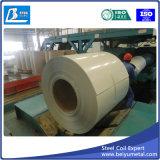 Из стали с полимерным покрытием Prepainted PPGI PPGL стальной лист