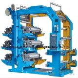 Impressoras de impressão flexográfica a 4 cores Computador PLC