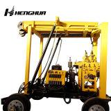 Tipo diesel di potere dell'impianto di perforazione di Drillling del pozzo d'acqua di uso del hard rock