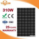 Panneau solaire direct de la vente 310W picovolte d'usine pour l'énergie solaire
