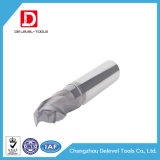 La alta calidad modificó el taladro del paso de progresión para requisitos particulares del carburo de tungsteno para la perforación del metal