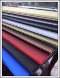 Tagliare il vetro glassato personalizzato formati/di disegno vetro inciso acido per il vetro della feritoia, la mensola, le balaustre, corrimani
