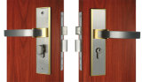 Sicherheits-Tür-Nut-Feststelltaste-haltbarer Nut-Tür-Verschluss