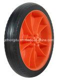 Roda manual da vassoura das peças sobresselentes da vassoura de rua