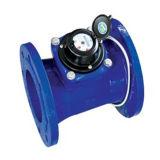Flux liquide de l'eau de Woltman de 4 pouces mesurant des compteurs de débit de mètre de l'eau d'instrument électronique