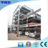 Tipo sistema astuto dell'impilatore di parcheggio fatto in Cina