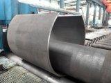 完全で大きいサイズは曲がることを見た鋼管を3転送する