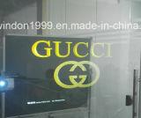 Película transparente de la proyección posterior, película de pantalla