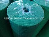 Acoplamiento Álcali-Resistente de la fibra de vidrio de la fibra de vidrio 145g 5X5m m de los materiales de construcción