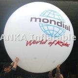 СИД освещает вверх воздушный шар PVC воздушного шара раздувной