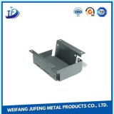 Soem-Präzisions-Aluminiumlegierung, die Teile für Metallleerzeichen stempelt
