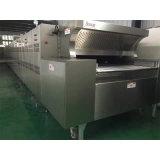 Bäckerei-Geräten-Infrarotgas-Tunnel-Ofen für Süßigkeiten, Zeile produzierend