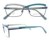 2016 lunettes optiques d'acétate neuf d'arrivée pour des modèles de mode de Madame Italie
