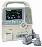 病院7 'カラーLCD表示のAedによって自動化される外部除細動器(D-2000A)