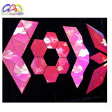 DJ Equipment Stage Lighting Display LED para Disco DJ Booth