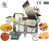 Chips de pommes de terre de déchargement automatique machine de cuisson