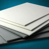 Placa rígida de PVC de color para la impresión de publicidad