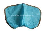 Bolsas de filtro azul para el hogar y oficina aspiradoras