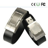 Bracelet Design Leather USB Flash Drive (SWD)