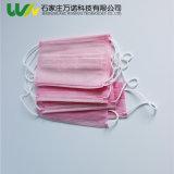 Защитный Earloop Non-Woven медицинских хирургических белый/синий розовый цвет 3слойные одноразовые маску для лица
