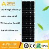 Tipo por encargo iluminación solar del fabricante ligero solar del LED diverso del proyecto LED del gobierno