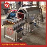 Hoge Nevel en de Parallelle Wasmachine van de Borstel voor Groente en Fruit