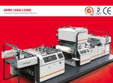 Stratifié feuilletant à grande vitesse de machine avec la séparation de Chaud-Couteau (KMM-1050D)