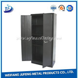 Tôle d'acier inoxydable estampant pour la caisse électrique de fil