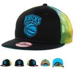 Высокое качество печати потрясающий дизайн Snapback Trucker сетку обратно шапки с