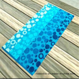 Хлопка жаккарда велюра полотенце 100% пляжа
