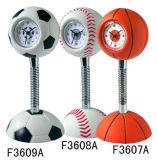 Klok - de Reeks van de Sport (F3607A/F3608A/F3609A)