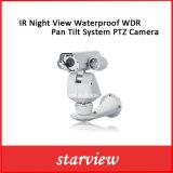Водонепроницаемая цифровая обработка сигнала ИК-ночной вид доски системы наклона камеры PTZ