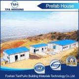 鉄骨構造の構築の労働のためのプレハブの住宅建設