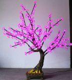 Vendita calda di Yaye 18 2 anni della garanzia IP65 LED del ciliegio /AC24/AC110-265V LED di indicatore luminoso esterno giallo impermeabile dell'albero