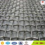 Сетка волнистой проволки нержавеющей стали сделанная в фабрике