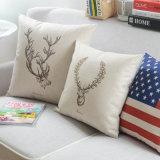 Stampa di tela del cotone di sconto per l'ammortizzatore ed i coperchi del sofà