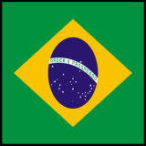 Koord van de Macht van Brazilië het Standaard met TUV die 10A/12A/16A wordt goedgekeurd