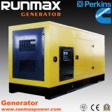 160kVA 저잡음 디젤 엔진 발전기 세트 (RM128P2)