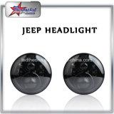 """ Scheinwerfer LED-7 mit 45W 5500lm Hi/Lo Träger für JeepWrangler Jk - Tj Harley Davidson mit H4 Adapter des Stecker-H4-H13"
